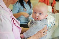 Pirner Alma és gyönyörű kisbabája: Alen újra nálunk járt! #babaszafari #nuvita