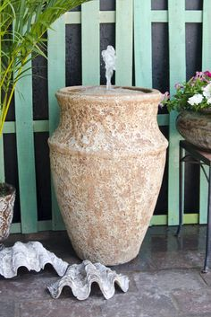 Get Indoor Fountains, Outdoor Fountains and the best overall values on a wide variety of water features call today