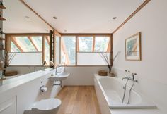 Guest Bathroom Example  The Modern House