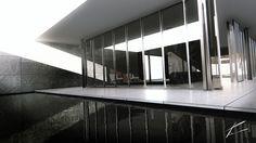 """Tributo a Ludwig Mies van der Rohe. Pabellón Alemán """"Barcelona"""". Imágenes rendereizadas en Lumion 6 PRO por Kristijan Tavcar.    #Lumion #Lumion6 #Lumion3D"""