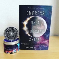"""""""Yours is the light by which my spirit's born:- you are my sun, my moon, and all my stars."""" - E. E. Cummings ✨✨✨✨✨✨✨✨ Just finished Empress of a Thousand Skies by Rhoda Belleza.  Both the book and the candle in February's @fairyloot. The candle was created by @happypiranha and smells like strawberries and champagne  ✨✨✨✨✨✨✨✨ #books #bookstagram #bibliophile #booklover #yabooks #scifi #ya #yareads #youngadult #ireadya #fairyloot #subscriptionbox #empressofathousandskies #rhodabelleza #book... Ya Books, My Spirit, Bibliophile, Bookstagram, Strawberries, Book Lovers, The Book, Champagne, Candle"""