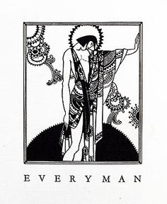 Everyman & Other Plays, Decorated by John Austen. London, Chapman & Hall, 1925