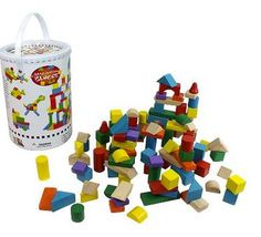 pediastaff:OT Activity of the Week:  Building Blocks as Therapy Tools  put those blocks to a working purpose