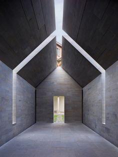 John Pawson, Stone House, Interni Think Tank Milan, Italy 2010