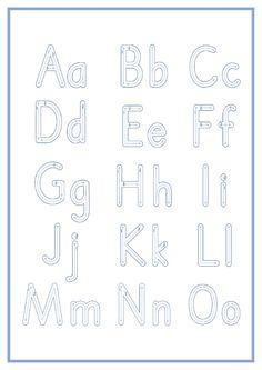 Forma bokstäver.pdf – OneDrive