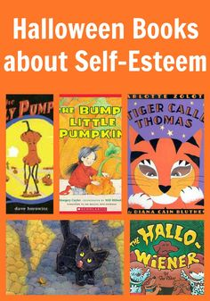 Halloween Picture Books About Self-Esteem - Pinned by @PediaStaff – Please Visit http://ht.ly/63sNt for all our pediatric therapy pins