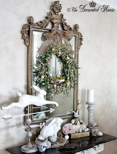 The Decorated House: Easter Decorations