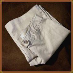 "Ann Taylor Loft slacks Ann Taylor Loft "" The Julie"" slacks . waist straight across 15"", rise 9.25"" , inseam:30.5"", leg opening 10"" .. 94% cotton, 6% spandex Ann Taylor Loft Pants"