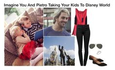 """Imagine You And Pietro Taking Your Kids To Disney World"" by alyssaclair-winchester ❤ liked on Polyvore featuring Quiksilver, Rebecca Minkoff, Proenza Schouler, Ray-Ban, Allurez, Old Navy, imagine, Avengers, marvel and quicksilver"