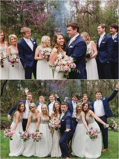 63 best Large Wedding Parties - Southern Weddings - JoPhoto images ...