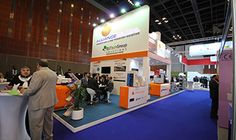 Innovative Stand Designs At Arab Health 2015