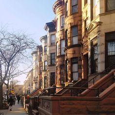 Stuyvesant Avenue, Bed-Stuy, Brooklyn, NYC