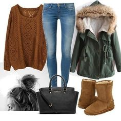 Best uggs black friday sale from our store online.Cheap ugg black friday sale with top quality.New Ugg boots outlet sale with clearance price. Fall Winter Outfits, Autumn Winter Fashion, Outfits For Teens, Trendy Outfits, School Outfits, Teen Fashion, Womens Fashion, Fashion Trends, Modest Fashion