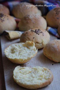 Bread Rolls, Hamburger, Brownies, Cookies, Food, Breads, Cake Brownies, Crack Crackers, Rolls