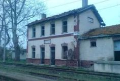 Seyitler railway station building-Lüleburgaz-Kırklareli