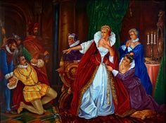 Próba zamachu na królową Szkocji Marię Stuart