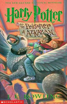 Harry Potter book 3