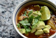 Green Chile Chicken Soup Quick and easy #instantpot  #instantpotrecipes #hatchgreenchile #soup #greenchile #soup #paleo #primal #whole30