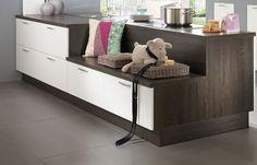 nobilia Küchen - nobilia | Produktmerkmale | Sitzplätze