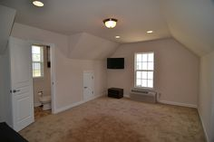 Garage bonus room on pinterest bonus rooms garages and for Cost to add garage and bonus room