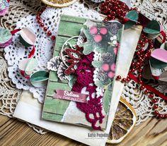 Katya Pogodina's blog: Мои любимые новогодние открытки и не только