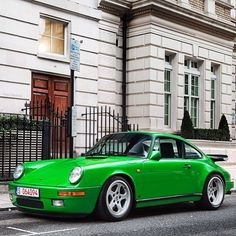 "903 Likes, 16 Comments - Alex Penfold (@alexpenfold) on Instagram: ""Kermit #Ruf #ctr"""