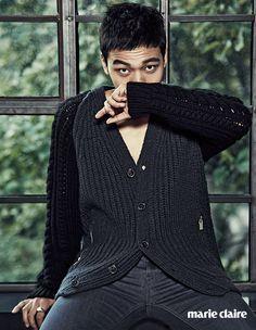 2014.11, Marie Claire, Yeo Jin Goo