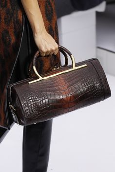 Shoes and Handbags from AW14 Fashion Show