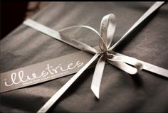 I thought this was fab using the custom ribbon! Cute :)