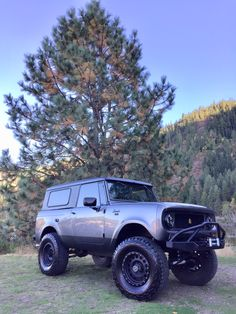 1965 scout 80, scout 2 chassis, 345 engine, rolling on 34.5 tires.