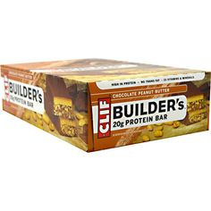 Clif Bar Cocoa Dipped Double Decker Crisp Bar Chocolate Peanut Butter #fitness #healthy #health #fitnessmodel #gym