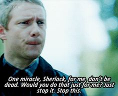 definitely the hardest scene to watch in all of the episodes. martin freeman is absolutely amazing.