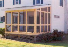 Pergola For Sale Craigslist Screened Porch Designs, Screened In Deck, Screened Porches, Patio Pergola, Pergola Shade, Wooden Pergola, Pergola Ideas, Enclosed Porches, Decks And Porches