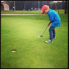 Golf with Robertkalkmanfoundation <3 Kids with cancer Golf clinic