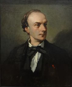 Théodore de Banville Pintura
