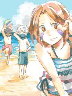 Uchiha Obito || Hatake Kakashi || Nohara Rin || Naruto Shippuden || Love Team Minato! Why did Rin have to die! Their bond was so perfect!