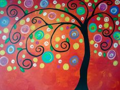 funky art paintings - Google Search