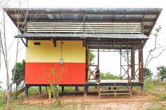 Architectural System for Rural Social Interest Housing,© Simón Fique
