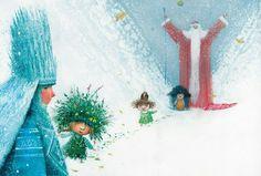 Igor Oleynikov ~ How Was Santa Claus Born