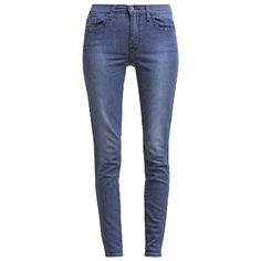 710 SUPERSKINNY - Jeans Slim Fit - skyline fade by Levi's® Skyline, Slim, Jeans, Fitness, Shopping, Fashion, Moda, Fashion Styles, Fashion Illustrations