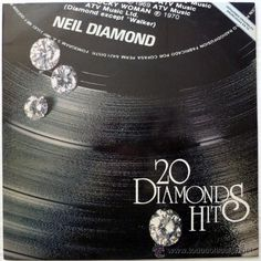 neil diamond '20 diamonds hits'