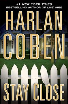 Chris, our textbooks floor clerk, recommends Harlan Coben. She just loves his mystery novels! Stay Close is his latest release.