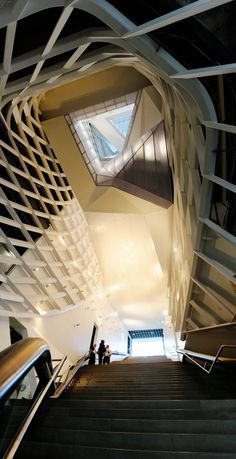 Cooper Union by Morphosis