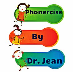 Phonercise By Dr. Jean: A complete phonics workout! Great way to teach phonics with movement!