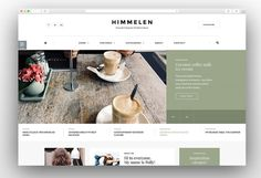 Himmelen > 42 Clean and Simple WordPress Themes 2020 - Colorlib Simple Wordpress Themes, Simple Blog, Blog Layout, Wordpress Template, Photography Website, Cool Style, Blogging, Templates, Magazine