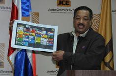 en directo: La JCE tiene lista la boleta presidencial para los...