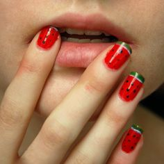 Google Image Result for http://www.lolzimages.com/wp-content/uploads/2011/07/watermelon-nail-art-designs-6.jpg