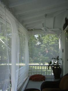Image detail for -Operation Front Porch = Outdoor Room Complete! Patio Ideas, Backyard Ideas, Garden Ideas, Outdoor Rooms, Outdoor Living, Pool Decorations, Porch Styles, Pool Enclosures, Front Porches