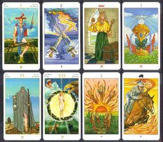 The Contemplative Tarot