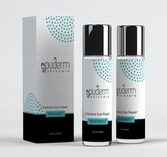 Designs | Opuderm Skin Care Packaging Design | Product packaging contest